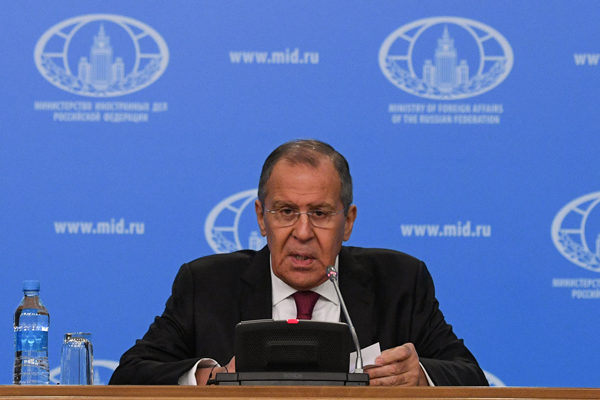 Rusia denunció intentos de «destruir» a Venezuela