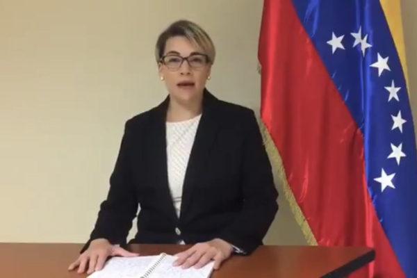 Cónsul venezolana en Miami desconoce el gobierno de Nicolás Maduro