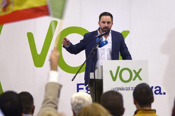 Partido de extrema derecha alcanza 13% de preferencia en España