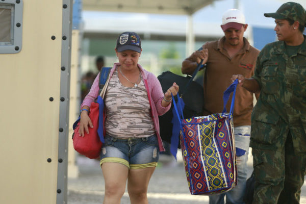 Operación humanitaria desde Brasil se mantiene pese a cierre de frontera