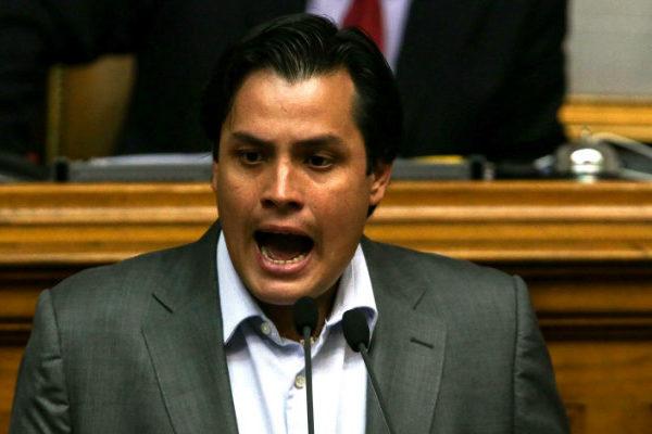 Paparoni asegura que Guaidó regresará a Venezuela