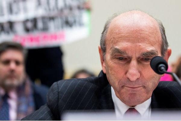 Abrams entregó en Tribunal de Nueva York respaldo de EEUU a nulidad de bonos Pdvsa 2020
