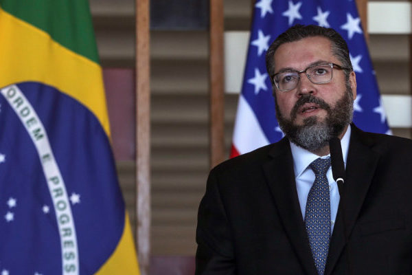 Canciller de Brasil: La caída de Maduro es cuestión de tiempo