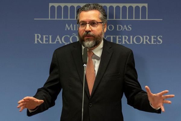Brasil considera arresto de Zambrano como un acto desesperado