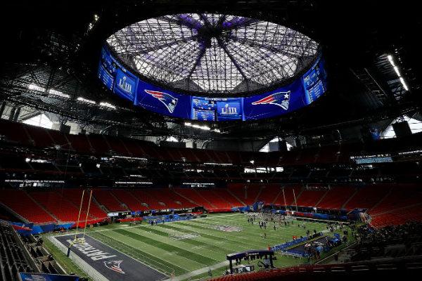 Estos son los diez últimos ganadores del Super Bowl
