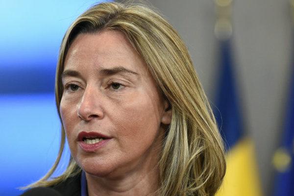 La UE advierte el peligro de una escalada militar en Venezuela