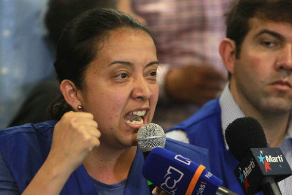 Opositores venezolanos denuncian que sus casas en la frontera fueron marcadas
