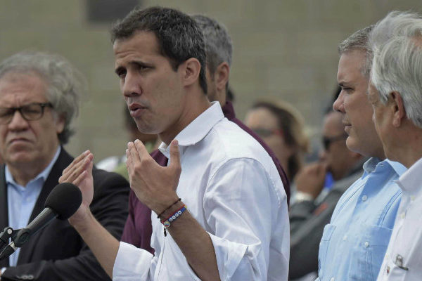 Delegación noruega viene al país pero Guaidó insiste en que el diálogo está clausurado