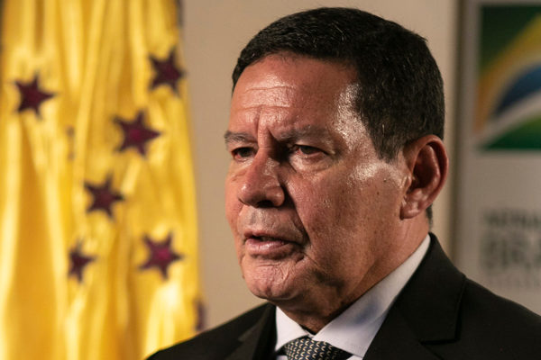 Brasil dice que la opción militar nunca estuvo sobre la mesa en Venezuela