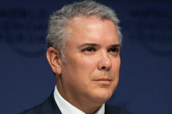 Duque está inconforme con crecimiento de 3% en Colombia este año