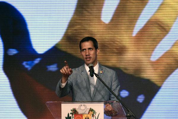 Guaidó critica reunión de canciller venezolano con presidente sirio