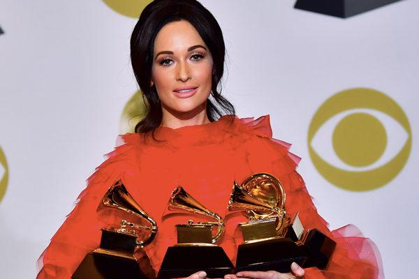 El Grammy se viste de mujer y premia el rap y el country