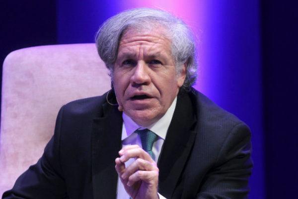 Almagro pide recuperar recursos para la reconstrucción de Venezuela