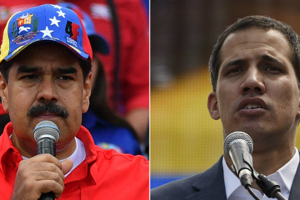 Guaidó no negocia y chavismo marchará el martes para bloquear a la mayoría de la AN