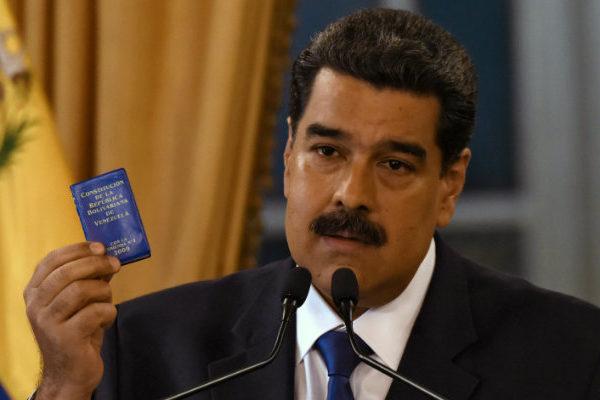 Maduro rechaza parcialización del Grupo de Contacto Internacional