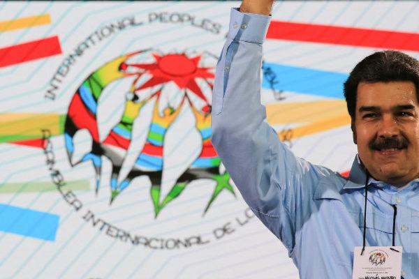 Maduro dice que Venezuela sufrió agresión de Colombia en pasos de frontera
