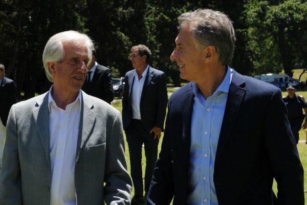 Presidentes de Uruguay y Argentina llaman a elecciones libres en Venezuela
