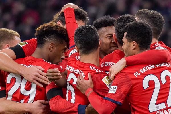 Cifra de negocios récord para la Bundesliga con €4.420 millones