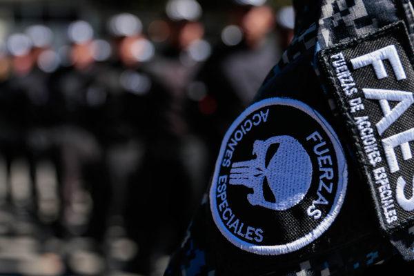 FAES detuvo y golpeó a periodista polaco en Caracas