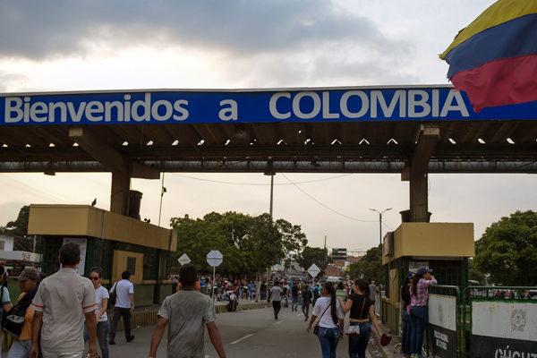 Colombia propone «proceso ordenado» para reapertura de frontera con Venezuela