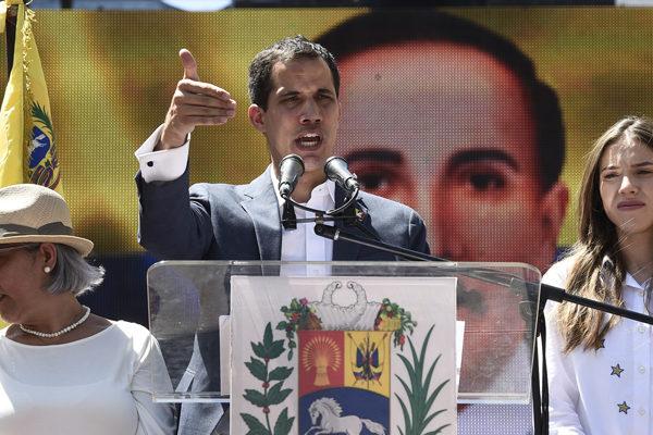 Guaidó: El 23 de febrero ingresará la ayuda humanitaria a Venezuela