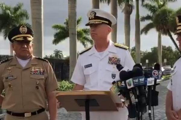 EEUU y Colombia realizan ejercicios militares contra
