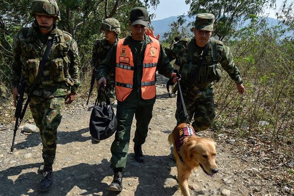 Más de 500 desertores de fuerza armada venezolana han llegado a Colombia