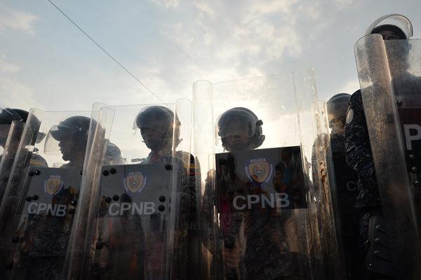 Refuerzan con 300 efectivos policiales vigilancia de la cuarentena en Catia