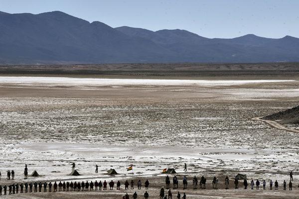 Hace 140 años, Bolivia perdió su mar