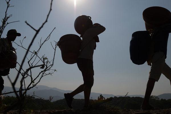 Cerca de 2.000 niños han ingresado a Colombia como desplazados por conflicto armado en Apure