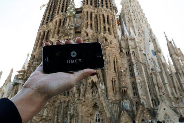 Uber bajo presión jurídica en todo el mundo