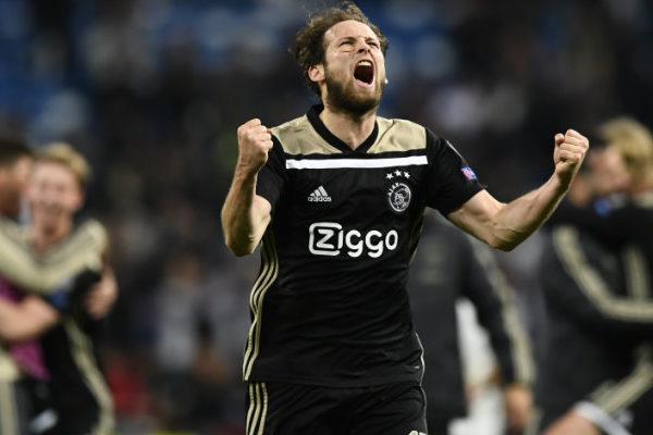 Las acciones del Ajax suben 7,8% tras eliminar al Real Madrid