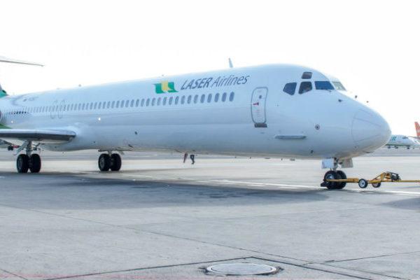 Laser reanuda vuelos a República Dominicana a partir del #27Ene