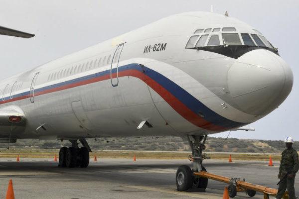 Rusia dice que ayuda a Venezuela «frente a las amenazas» militares de EEUU