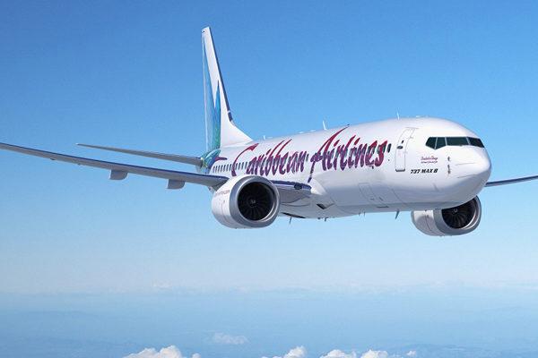 Caribbean Airlines suspende temporalmente vuelos a Venezuela
