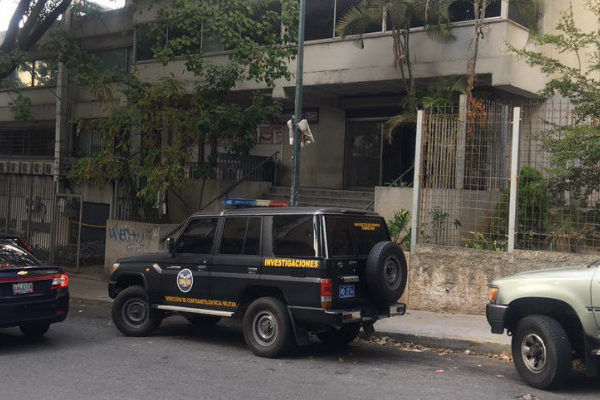 Militares allanan casa de Fernando Albán a casi 5 meses de su muerte