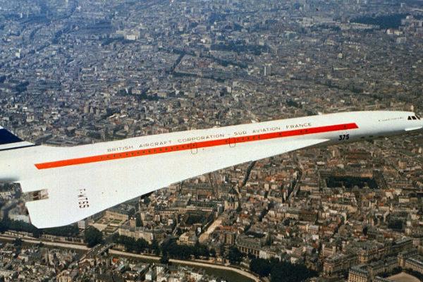 El Concorde, medio siglo de un sueño supersónico