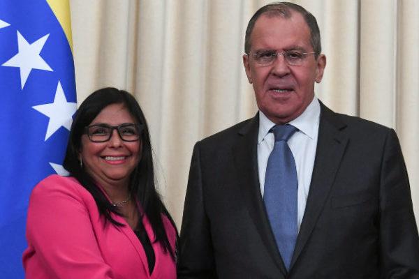 Rusia no descarta una intervención militar de EEUU en Venezuela