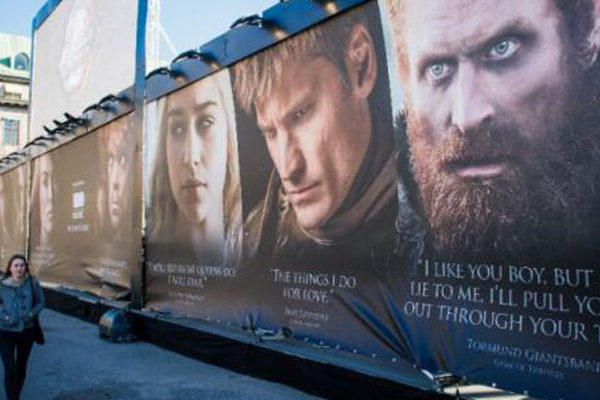 Un documental muestra desde las trincheras la despedida de Game of Thrones
