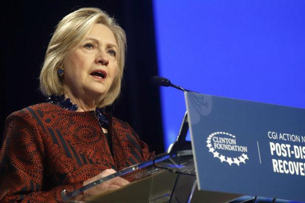 Hillary Clinton descarta su candidatura presidencial para 2020
