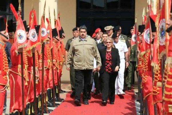 Maduro convoca a marcha tras llamado de Guaidó a nuevas movilizaciones