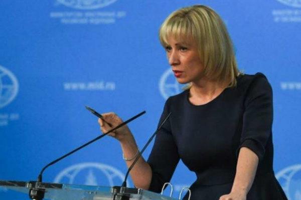 Rusia tilda de «burla» el plan de transición de EE.UU para Venezuela