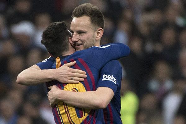 El Barcelona gana 1-0 al Real Madrid y da un golpe de autoridad a la Liga