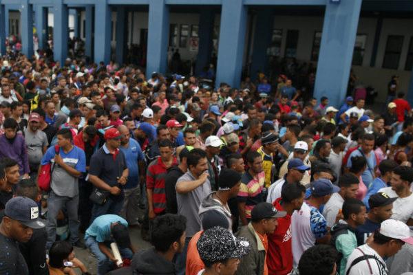 Venezuela sufre la quinta peor crisis de desplazados del mundo
