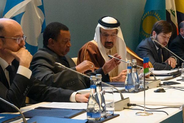 OPEP+ cumple en más de 90% recorte de producción