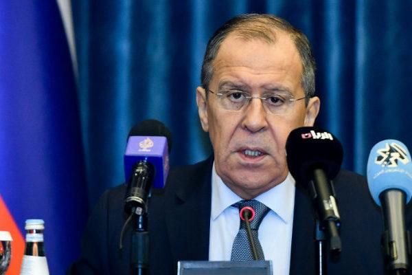 Cancilleres de Rusia y EEUU intercambian reclamos sobre crisis venezolana