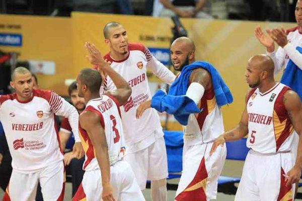 Venezuela estará en el Grupo A del Mundial de Baloncesto