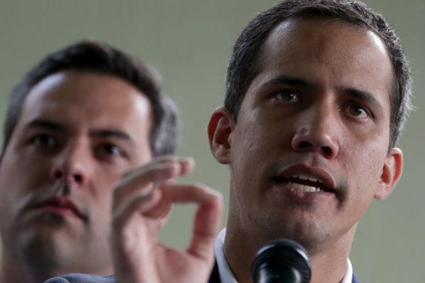 Guaidó dice que no se intimida por arresto de Roberto Marrero