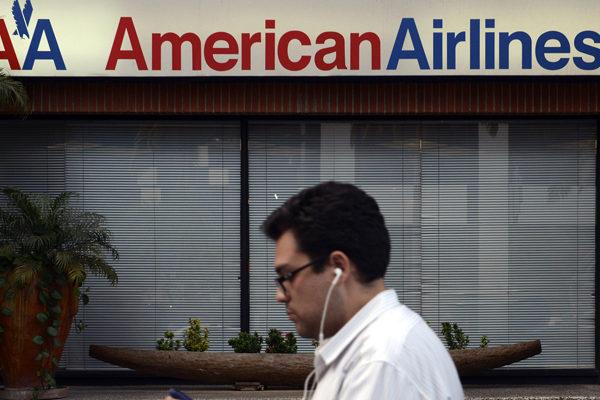 American Airlines pierde US$2.400 millones en el tercer trimestre