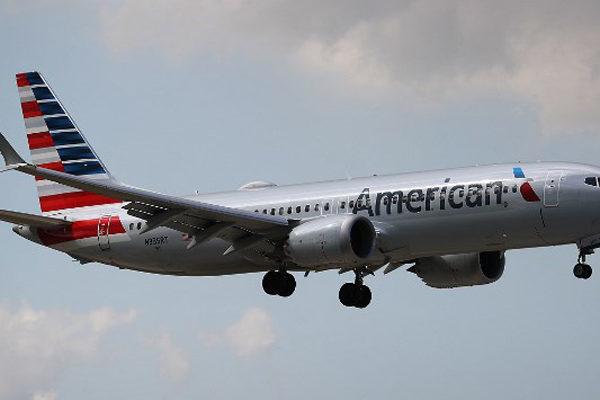 American Airlines cancela vuelos del próximo mes con aviones Boeing 737 Max